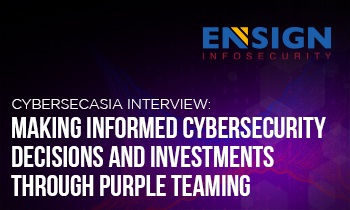 CybersecAsia Interview