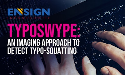 TypoSwype: An Imaging Approach to Detect Typo-squatting