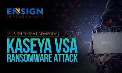 REvil Supply Chain Ransomware Attack Against Kaseya VSA and Multiple Managed Service Providers