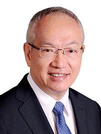 Mr Yap Chee Keong